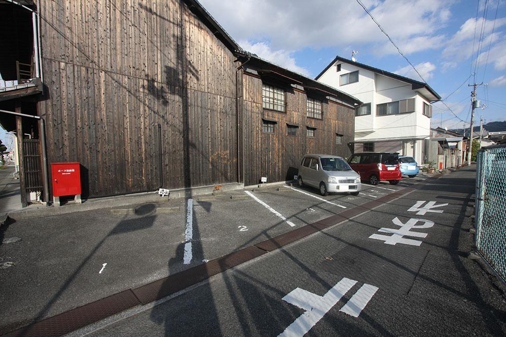 鎌田様駐車場No.5